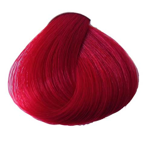 Crazy Colours Red Crazy Colour Hair Dye